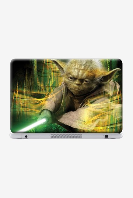 "Macmerise Furious Yoda Skin for 13"" Laptops"