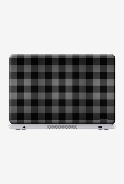 "Macmerise Checkmate Black Skin for 15"" Laptops"