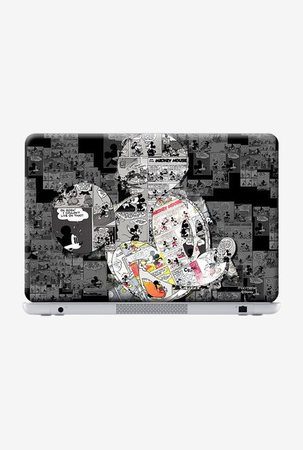 "Macmerise Mickey Times Skin for 13"" Laptops"
