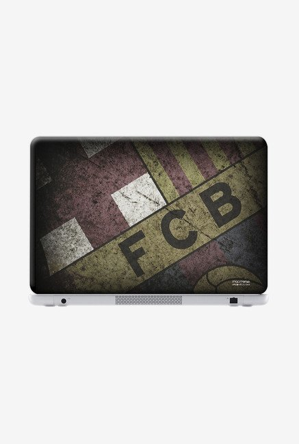 "Macmerise FCB Grunge Skin for 13"" Laptops"