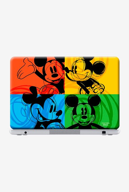 "Macmerise Shades of Mickey Skin for 15"" Laptops"