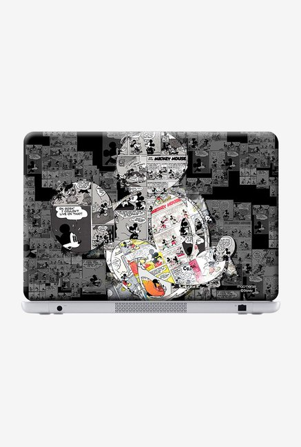"Macmerise Mickey Times Skin for 15"" Laptops"