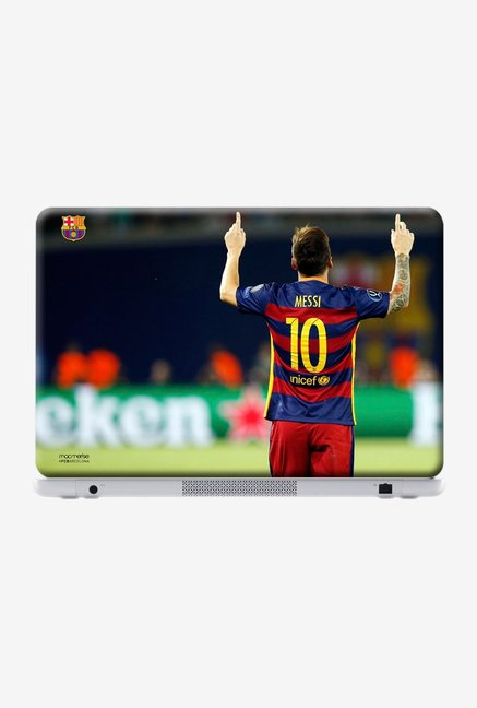 "Macmerise Strike Messi Skin for 15"" Laptops"