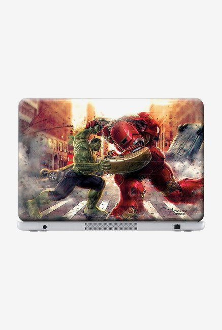 "Macmerise Monster Vs Machine Skin for 14"" Laptops"