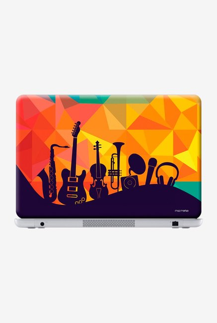"Macmerise The Juke Box Skin for 15.4"" Laptops"