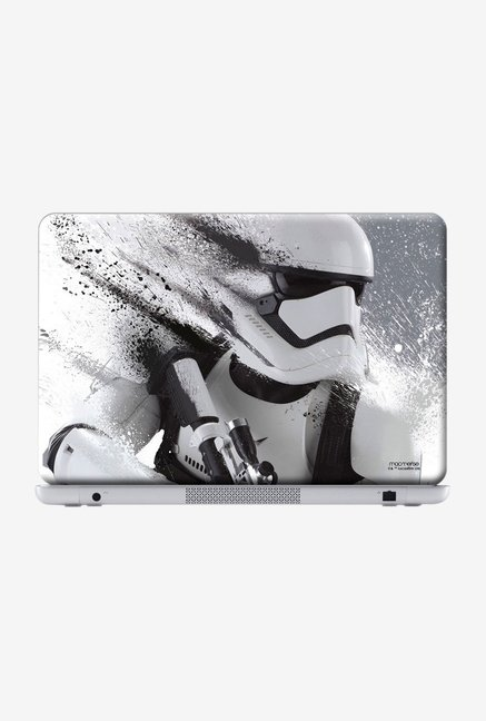 "Macmerise Trooper Storm Skin for 15.4"" Laptops"