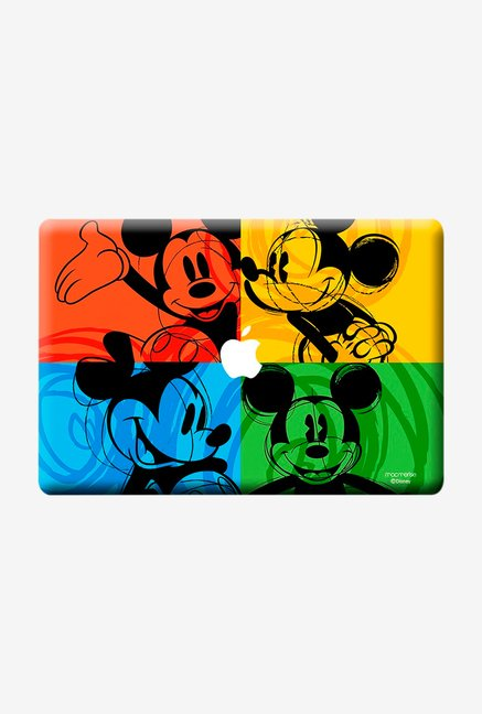 "Macmerise Shades of Mickey Skin for 13"" MacBook Air"