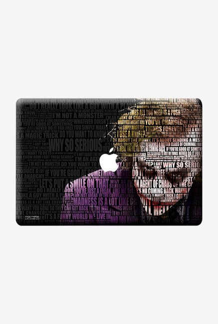 "Macmerise Joker Quotes Skin for 13"" MacBook Air"