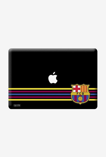 "Macmerise FCB Stripes Black Skin for 13"" MacBook Air"
