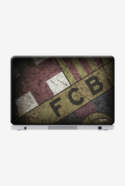 "Macmerise FCB Grunge Skin for 15.4"" Laptops"