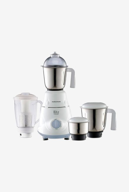 Morphy Richards 1.5 L Ritz Classique Mixer Grinder White