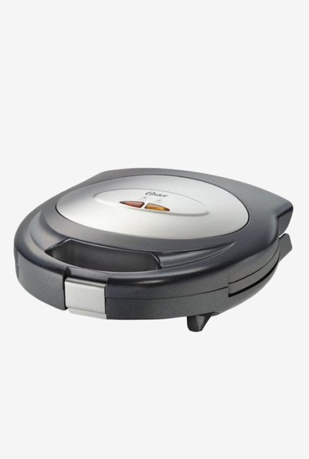 Oster 3888 700 Watt Grill Sandwich Maker Black