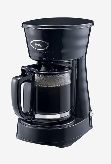 Oster BVSTDCUS 660 Watt 4 Cups Coffee Maker Black