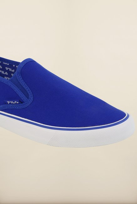 Fila Relaxer III Royal Blue Moccasins