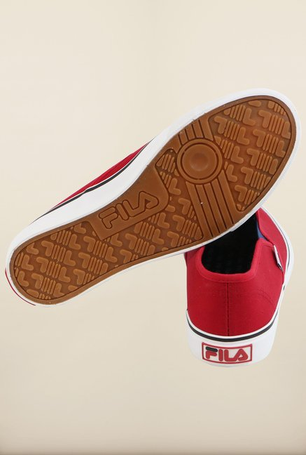 Fila Relaxer III Red Moccasins