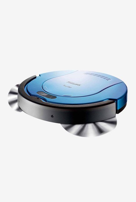 Philips FC8800/01 Super Slim Robot Vacuum Cleaner (Blue)