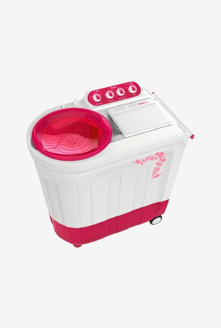 Whirlpool Ace 7.5 Turbodry Washing Machine Tulip Pink