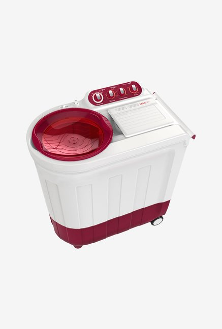 Whirlpool Ace 7.5 Turbodry Washing Machine Coral Red