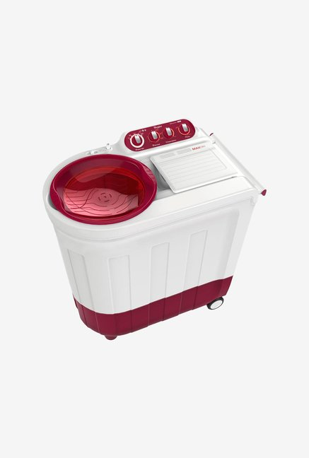 Whirlpool Ace 7.2 Royale Washing Machine Flora Red