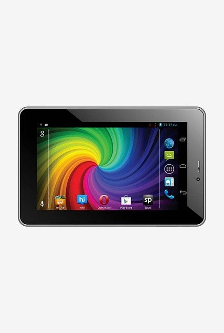 Micromax Canvas Tab P650E 7-inch 4GB Tablet (Silver)