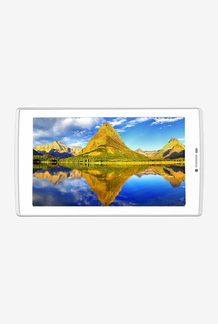 Micromax Canvas P480 Tablet (White)