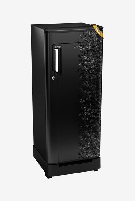 Whirlpool 215 Icemagic Roy 4S Refrigerator Midnight Bloom