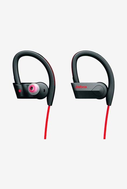 Jabra Pace On the Ear Bluetooth Headset Red