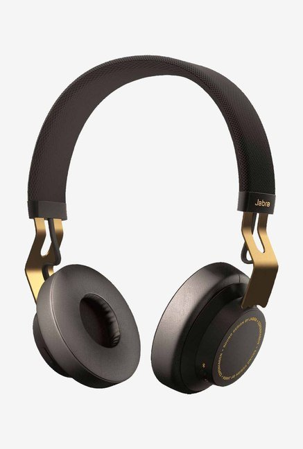 Jabra Move Wireless Bluetooth Headset Gold