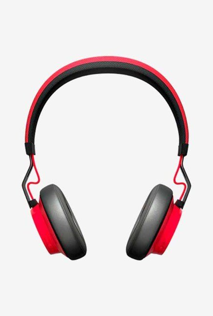 Jabra Move Wireless Bluetooth Headset Red