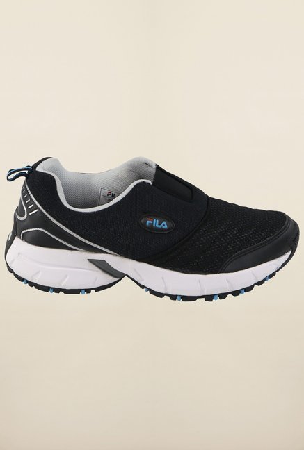 Fila Smash IV Black Running Shoes