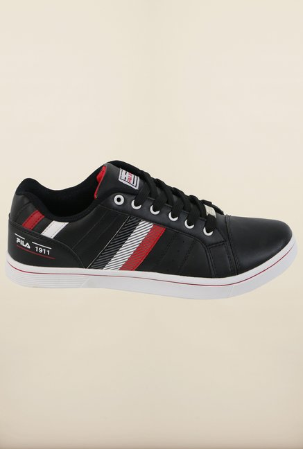Fila Neptune II Black Sneakers for Men