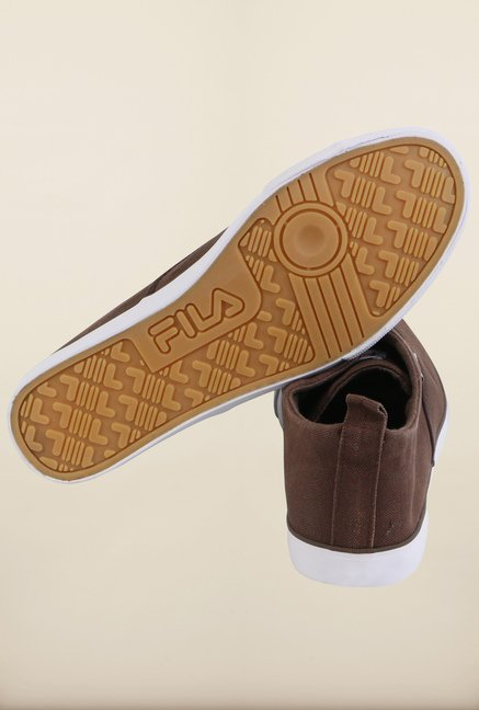 Fila Benino Brown Sneakers for Men