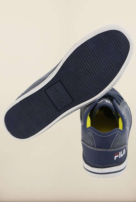 Fila Callisto Navy Sneakers for Men