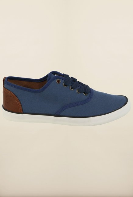 Fila Toad Navy & Brown Sneakers for Men