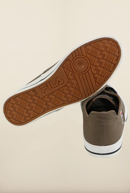 Fila Farliwalk Plus 2 Brown Sneakers for Men
