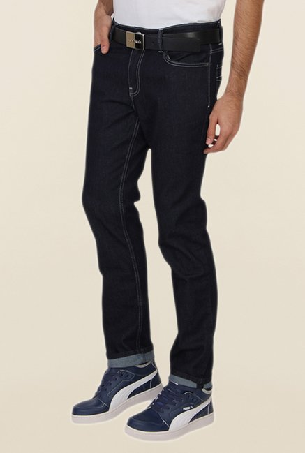 Calvin Klein Navy Slim Fit Jeans