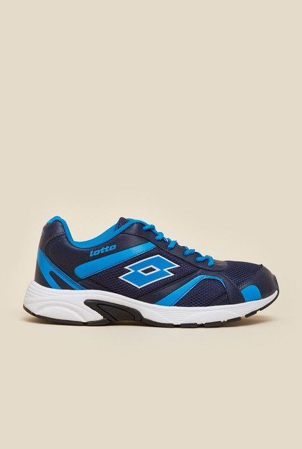 Lotto Crator Blue Running Shoes