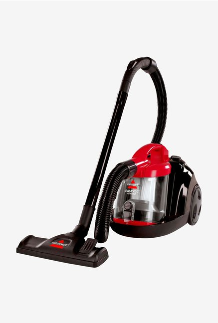Bissell 1273K Easy Cylinder Bagless Vacuum Cleaner Black