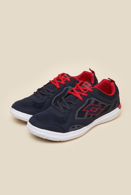 Lotto Quaranta III Navy Casual Shoes