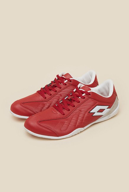 Lotto Zhero III Red Casual Shoes