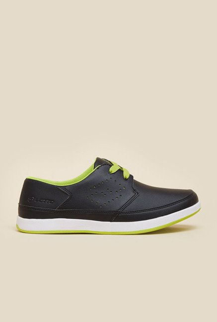Lotto Micron Black Casual Shoes