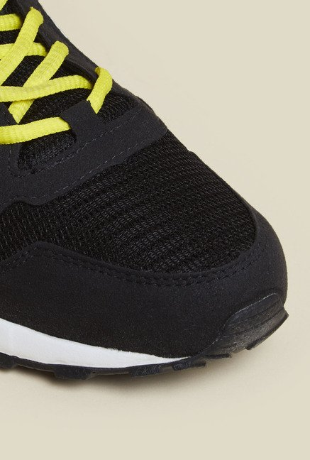 Lotto Park Trainer Black Casual Shoes