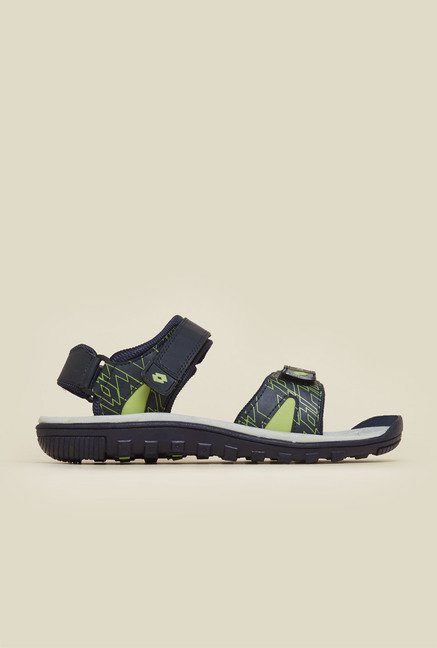 Lotto Rider III Navy Sandals
