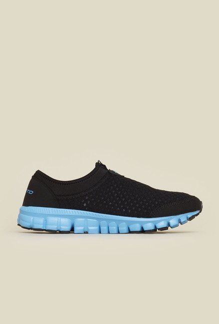 Lotto Tavern Black & Blue Running Shoes