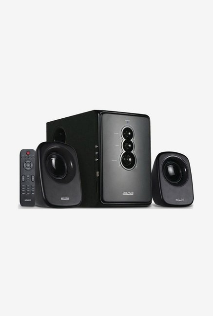Mitashi PH-48FU 2.1 Ch Multimedia Speaker System (Black)
