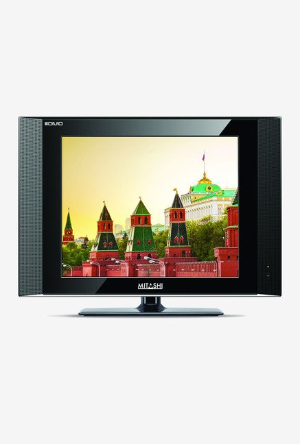 Mitashi MiE015v05 38.1 Cm(15 Inch) HD Ready LED TV (Black)