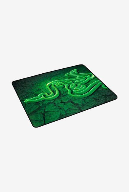 Razer Goliathus 2013 Soft Gaming Mouse Mat (S) Black & Green