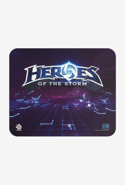 SteelSeries QcK Heroes of the Storm Logo Mouse Pad