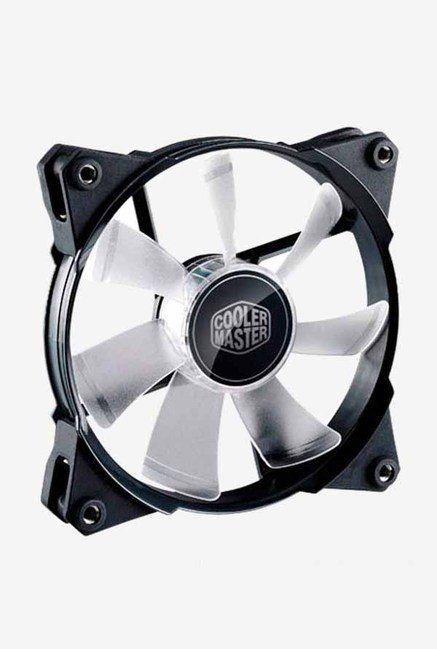 Cooler Master Jetflo 120 Fan Cooler Red