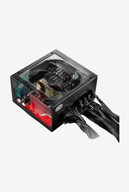 Cooler Master V750 A/UK Semi Modular Power Supply Unit Black